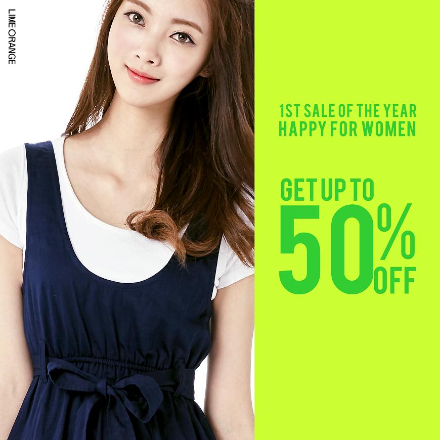 Happy For Women - Sale Online