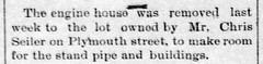 engine house moved to build standpipe - Enquirer_Fri__May_27__1892_