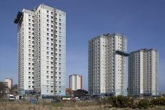 Seaton Phase 2, Area 'D', Aberdeen, Scotland (SpaceLightOrder) Tags: architecture scotland apartment modernism flats aberdeen highrise housing bison northeast seaton towerblock refurbishment cladding multistorey recladding reclad keepmoat bisonwallframesystem