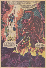 Thor 310 / page 6 (micky the pixel) Tags: comics comic hell devil mephisto thor marvel hlle heft teufel themightythor keithpollard geneday