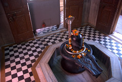 The Shivling (VinayakH) Tags: india religious temple delhi hindu hinduism chattarpur katyayani