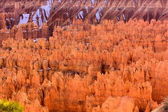Reflected light at Sunset - Bryce Canyon National Park (CloudRipR) Tags: sunset mountains hoodoos alpenglow brycecanyonnationalpark d810