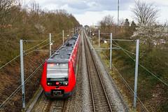 S-tog ( (Terry Tsang)) Tags: copenhagen denmark railway strain stog ballerup