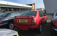 Rover 45 (peterolthof) Tags: rover 45 drachten