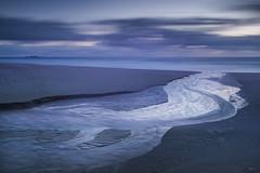 Evening at Hellest beach - D8D_9270 (Viggo Johansen) Tags: sea sky beach norway clouds coast shoreline rogaland hellestbeach
