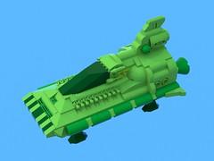 BIOTRON 331 (Crimso Giger) Tags: lego moc ldd biotron