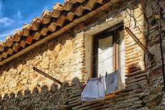 ESPANHA - Tossa del Mar (Infinita Highway!) Tags: city trip travel cidade window arquitetura del facade spain espanha europa europe viagem janela catalunya fachada tossa catalunia infinitahighway