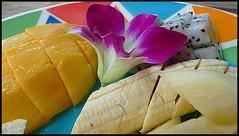 Bo Phut - Thailandia (ninin 50) Tags: trip bophut frutta thailandia colazione karmasutra ninin