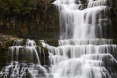 Chittenango Falls (Matt Champlin) Tags: longexposure nature water canon outdoors waterfall spring fishing hiking waterfalls cny april chilly waterblur pristine 2016 chittenangofalls