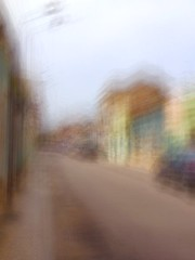 Empty streets-Abstract (Viagens5) Tags: pictures street abstract artwork painters iphone iphoneography