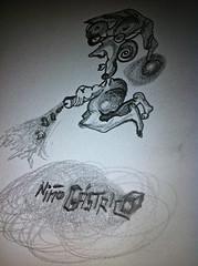 12 (Kourni Tinoco) Tags: art comic image drawing drawings draw dibujos boceto bocetos kournitinoco