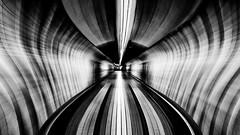 claustrophobie (J2MC) Tags: blackandwhite subway blackwhite marseille noiretblanc metro pentax undergroung sigma1835 pentaxart k3ii j2mc