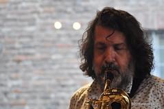 M4099345 (pierino sacchi) Tags: musica sax saxophone libreria recitazione baritono oneiros andreaferrari libreriacardano simonemocennibeck igorebulipoletti