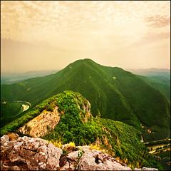 Face to face (Katarina 2353) Tags: summer mountain film landscape nikon europe serbia srbija ovcarskokablarskaklisura katarinastefanovic katarina2353 ovcarkablargorge