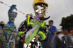 La magia del chinelo (la ciudad de las sombras) Tags: carnaval chinelos chinelo milpaalta cdmx sanagustnohtenco