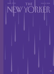 Purple Rain, New Yorker cover for Prince (jbuddenh) Tags: prince newyorker cover purplerain