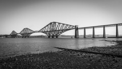 UK - Scotland - South Queensferry - Forth Railroad Bridge (Marcial Bernabeu) Tags: uk greatbritain railroad bridge tren puente scotland unitedkingdom south united kingdom escocia forth bernabeu forthbridge queensferry reinounido ferrocarril marcial bernabu granbretaa
