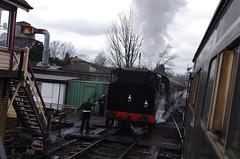 IMGP9911 (Steve Guess) Tags: uk england usa train kent tank railway loco steam gb locomotive bodiam eastsussex tenterden 30065 060t