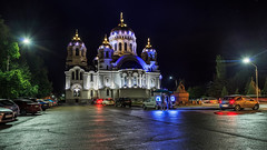 . Nightlife Cathedral. (golovanov.sergey) Tags: