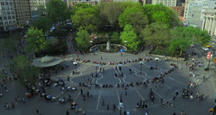 Circles in the Square (Keith Michael NYC (1 Million+ Views)) Tags: nyc newyorkcity ny newyork manhattan unionsquare