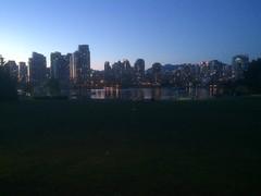 IMG_1292 (Sweet One) Tags: sunset canada vancouver bc britishcolumbia falsecreek