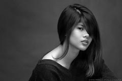 Cold Shoulder (Bong Manayon) Tags: bongmanayon pentax blackwhite pentaxk3 k3 philippines smcpf3570mmf3545 bestportraitsaoi ppg pentaxphotogallery
