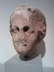 The One-Eyed Goddess (failing_angel) Tags: usa newyork greek marblehead manhattan 5thavenue metropolitanmuseumofart hellenistic 290515 veiledgoddess
