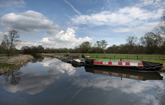 Over the River Chelmer (Lee Woodcraft) Tags: reflection river nikon essex chelmer ulting d7200