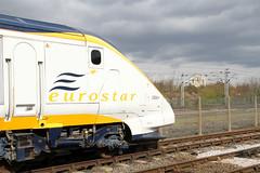 Eurostar meets york minster (Dan-Piercy) Tags: york eurostar yorkminster nrm nationalrailwaymuseum 3308