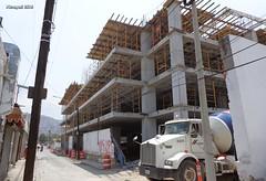 Kyo Midtown 28.04.2016 2 (vicraya2 2015) Tags: mxico torre centro midtown kyo construccin len monterrey nuevo rascacielos departamentos