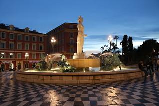 Nizza, Costa Azzurra, Francia - Nice, Cote d'Azure, France