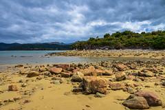 Abel Tasman - 07 (coopertje) Tags: ocean park newzealand beach coast national southisland abel tasman nieuwzeeland