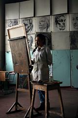 Jennifer (yemets_b) Tags: portrait people art painting emotion superior typical