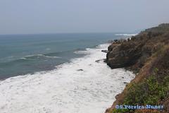 El Salvador's Impressive Cliffs of the Coastline (ssspnnn) Tags: praia elsalvador playas nunes acantilados penhasco litorales spereira canoneos70d spereiranunes snunes