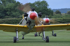 19th June 2010 Old Warden (rob  68) Tags: old june cn with ryan kr warden tracey 001 serial 19th owner based 2010 recruit 20854 854 st3 pt22 2063 piloting curtistaylor st3kr gbypy gbtbh