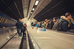 Thumbs up. (Jordi Corbilla Photography) Tags: street london 35mm underground nikon streetphotography streetphoto d7000 jordicorbilla jordicorbillaphotography