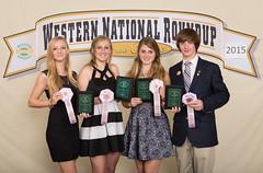2016-Western-National-Roundup-Teams_Awards--1869 (westernnationalroundup) Tags: teams denver judging awards 4h nationals roundup ffa westernnationalroundup horseclassic