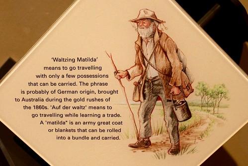 Waltzing Matilda Lyrics Explained