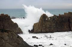 IMG_0913 (49Carmelo) Tags: mar olas temporal marcantabrico costaquebrada losurros