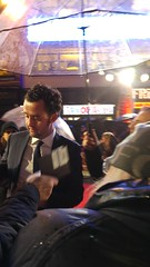 Daniel Mays at the Premiere of Dad's Army at Odeon Leicester Square (Julie Ramsden) Tags: leicestersquare premiere odeon dadsarmy danielmays