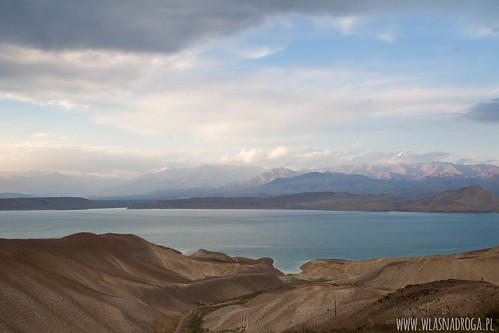 Jezioro Toktogul