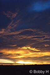 January 23, 2016 - A gorgeous Colorado sunrise. (Bobby H)