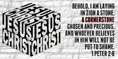 1 Peter 2:6 (joshtinpowers) Tags: peter bible scripture