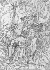 Pantera Negra (Lorkalt) Tags: africa drawing wakanda marvel desenhos lino marvelcomics avengers blackpanther goiania goias vingadores tchalla sketchdrawing panteranegra vibranium nonaarte lorkalt leandrolorkalt