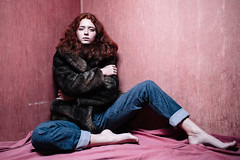 Dasha pink (Peter Pushkin) Tags: portrait girl 35mm studio photographer dasha   peterpushkin