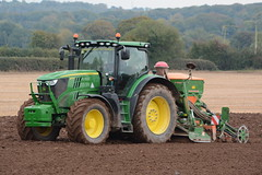 John Deere 6170R Tractor with an Amazone AD-P 303 Special Seed Drill & Power Harrow (Shane Casey CK25) Tags: county ireland horse irish plant tractor green field set work john pull one hp nikon traktor power 6170 earth farm cork farming working cereal pass machine seed ground special machinery soil dirt till r crop crops farmer agriculture dust jd setting cereals pulling contractor planting deere sow drill tracteur trator horsepower harrow tilling drilling adp 303 trekker amazone sowing agri rathcormac tillage ciągnik traktori onepass d7100 6170r