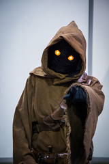 Jawa (Not-the-average-Joe) Tags: paris france star opera cosplay space manga culture lucas versailles convention scifi salon porte wars cosplayer georges japon jawa 2016 japonaise