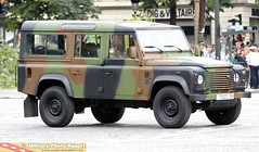 land-rover defender arme franaise french army land rover couleur (6) (Model-Miniature / Military-Photo-Report) Tags: les de rover land terre landrover dans arme larme defender franaise