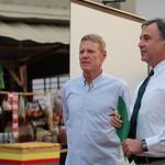 CCF Founder and Executive Director Scott Neeson and U.S. Ambassador William Heidt thumbnail