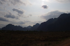 Vang Vieng, Lao, Laos (ARNAUD_Z_VOYAGE) Tags: street city building art beach nature architecture landscape asia state action country capital southern portion southeast laos peninsula region rpublique department lao indochina municipality populaire dmocratique